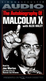 Cover of: The Autobiography of Malcolm X, The