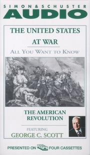 Cover of: All You Want to Know About the United States at War |