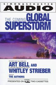 Cover of: The Coming Global Superstorm: And How to Prevent It