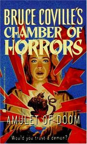 Cover of: Amulet of Doom (Chamber of Horrors)