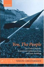 Cover of: You, the people