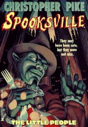 Cover of: The LITTLE PEOPLE: SPOOKSVILLE #8 (Spooksville)