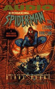 Cover of: Spider-Man the Lizard Sanction | Diane Duane