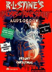 Cover of: GHOSTS OF FEAR STREET R L STINE'S