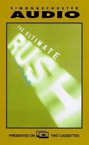 Cover of: The ULTIMATE RUSH CASSETTE | Joe Quirk