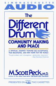 Cover of: The DIFFERENT DRUM CASSETTE |