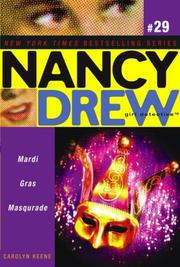 Cover of: The Mardi Gras mystery