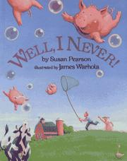 Cover of: Well, I never!