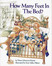 Cover of: How many feet in the bed?