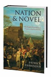 Cover of: Nation & novel | Patrick Parrinder