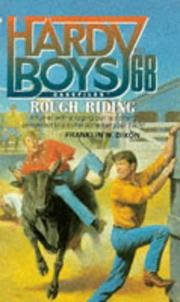Cover of: Rough Riding (The Hardy Boys Casefiles #68) | Franklin W. Dixon