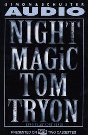 Cover of: Night Magic |