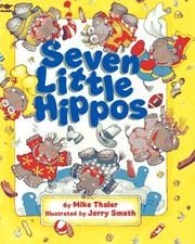 Cover of: Seven Little Hippos