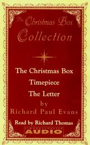 Cover of: The Christmas Box Collection |