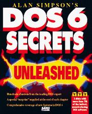 Cover of: Alan Simpson's DOS secrets unleashed