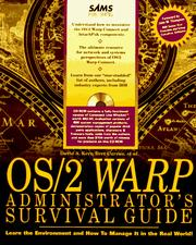 Cover of: OS/2 Warp administrator's survival guide