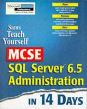 Cover of: McSe SQL Server 6.5 Administration in 14 Days (Sams Teach Yourself) | Damir Bersinic