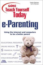 Cover of: e-Parenting