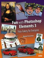 Cover of: Fun with Photoshop Elements 3 | Rhoda Grossman
