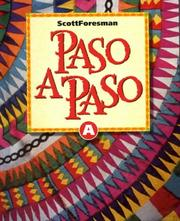 Cover of: Paso a Paso Level A