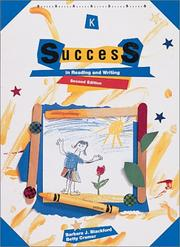 Success in Reading/Writing Gr 3