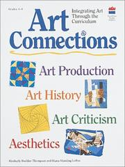 Cover of: Art Connections | Kimberly Boehler Thompson