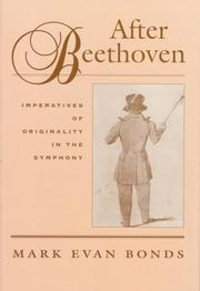 Cover of: After Beethoven