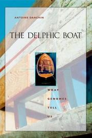 Cover of: The Delphic Boat | Antoine Danchin