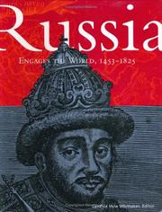 Cover of: Russia engages the world, 1453-1825 |
