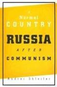 Cover of: A normal country