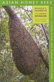 Cover of: Asian honey bees | Benjamin P. Oldroyd