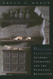 Cover of: Distilling Knowledge