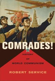 Cover of: Comrades