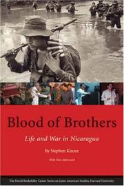 Blood of Brothers by Stephen Kinzer