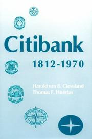 Cover of: Citibank, 1812-1970