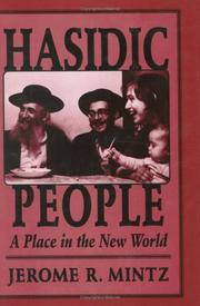 Cover of: Hasidic people