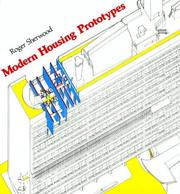 Cover of: Modern Housing Prototypes | Roger Sherwood