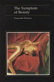 Cover of: symptom of beauty | Francette Pacteau