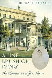 Cover of: A fine brush on ivory