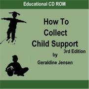 Cover of: How to collect child support
