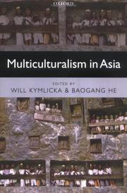 Cover of: Multiculturalism in Asia |