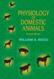 Cover of: Physiology of domestic animals