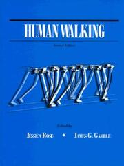 Cover of: Human walking |
