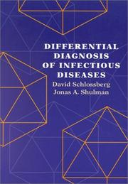 Cover of: Differential diagnosis of infectious diseases