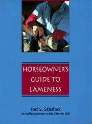 Cover of: Practical Guide To Lameness In Horses | Ted S. Stashak