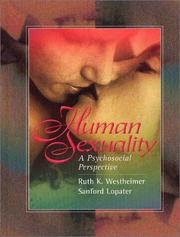 Cover of: Human Sexuality | Ruth K. Westheimer
