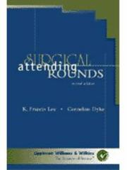 Cover of: Surgical attending rounds |