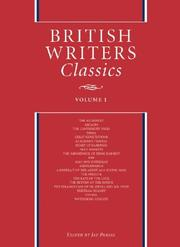 British Writers - Classics (British Writers)