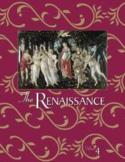 Cover of: The Renaissance |