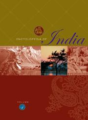 Cover of: Encyclopedia of India Edition 1